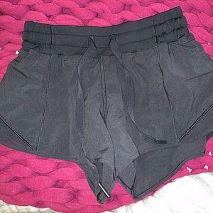 never worn lululemon shorts